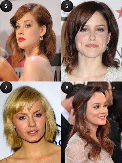 Medium to Long Hairstyles 2013