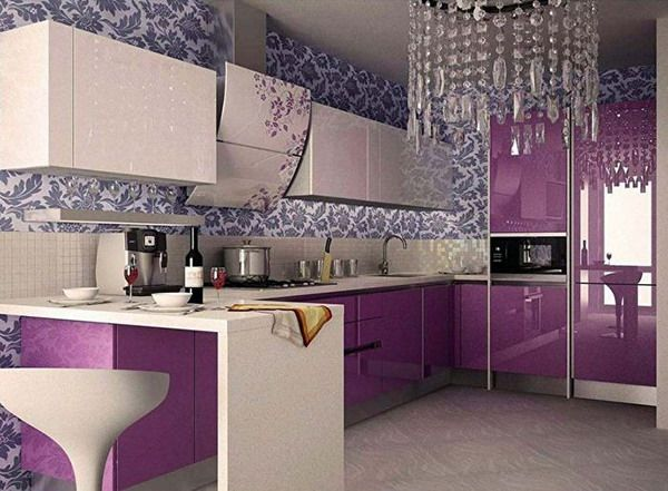 Beautiful Kitchen Interior Designs And Trends 2021 Edecortrends Edecortrends Kitchen Wallpaper Trends Modern Kitchen Wallpaper Best Kitchen Designs