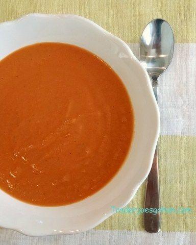 トレーダジョーズのカシューナッツでクリーミーなトマトスープのレシピ Trader Joe's Raw Cashew Pieces