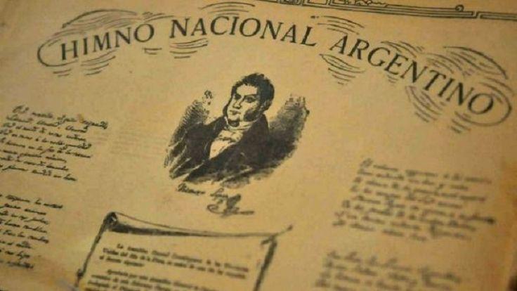 """La mayor parte del Himno Nacional argentino fue censurado hace más de cien años ¿Por qué el gobierno de ese momento lo consideraba """"agresivo"""" y """"violento""""?"""