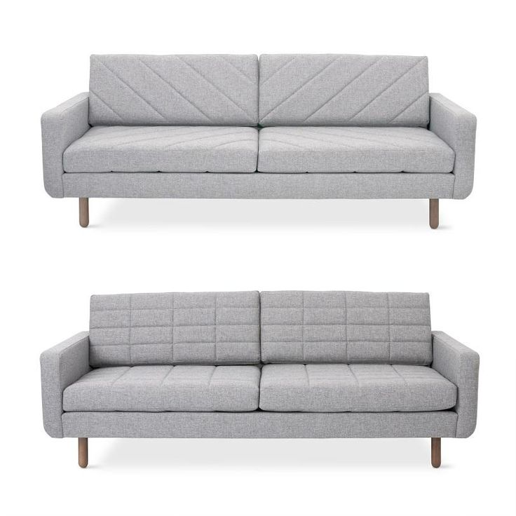 Gus* Switch 3 Seater Sofa in Laurentian Onyx #globewest #furniture #gus #sofa