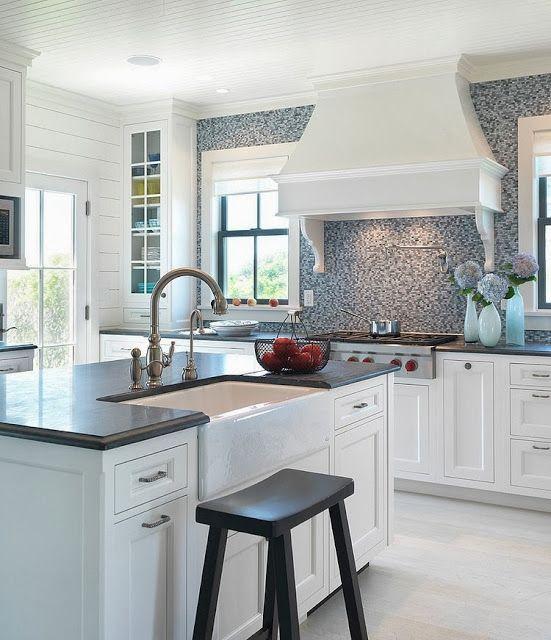 Cape cod kitchen artemis and apollo coastal kitchens for Artemis kitchen designs
