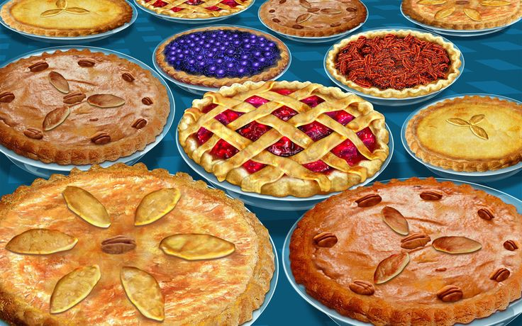 Quiz: What Is Your Thanksgiving Pie Personality?