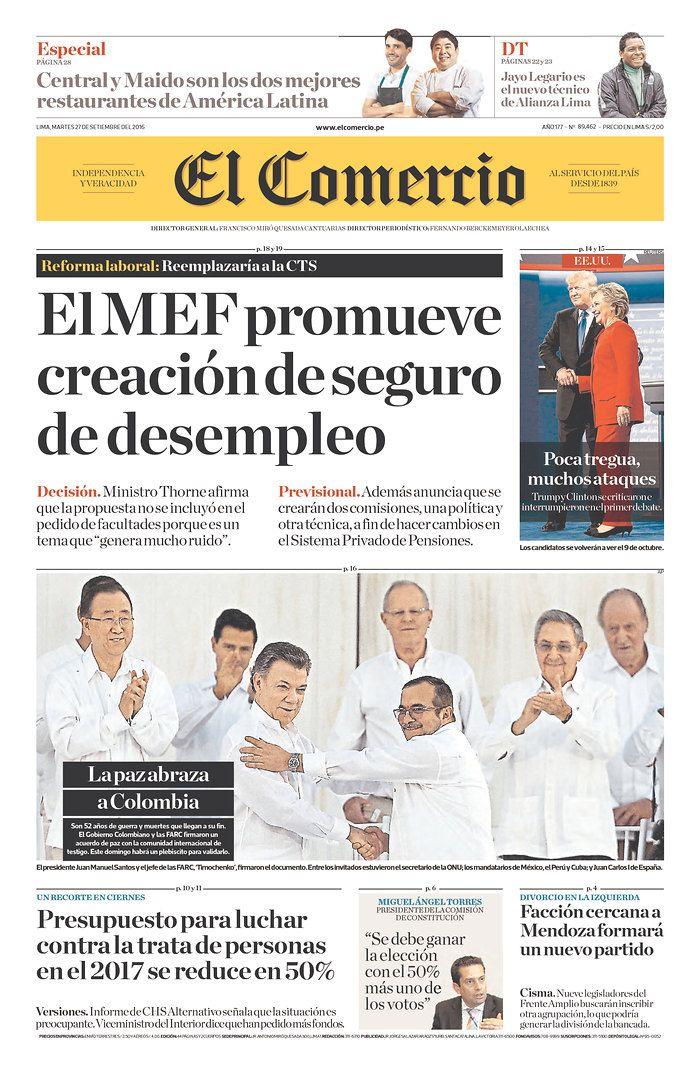 EL Comercio. Lima