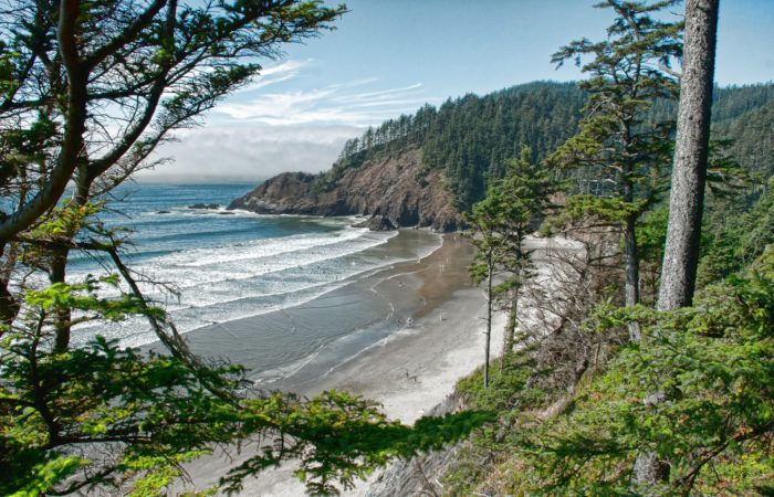 This Secluded Beach Just Might Be Your New Favorite Oregon Coast Destination
