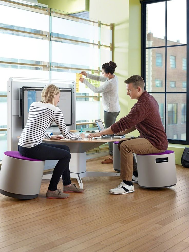 Office zones 4 ways to be more productive at work