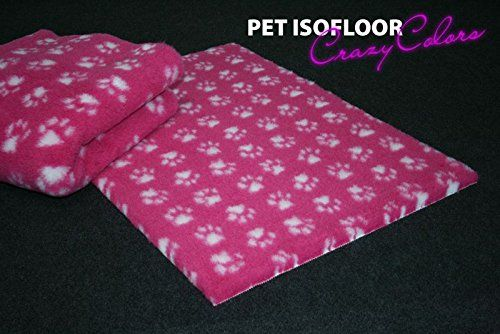 Aus der Kategorie Kissen & Decken  gibt es, zum Preis von EUR 49,90  PET ISOFLOOR SX ist die erste Wahl, wenn es um rutschfeste Unterlagen für Hunde geht. Ideal geeignet für Wohnung, Auto, Wurfkiste, auf Ausstellungen und Transportboxen. PET ISOFLOOR SX ist der Lieblingsschlafplatz für alle Hunde. Nur mit PET ISOFLOOR SX erwerben Sie ein hochwertiges Markenprodukt. PET ISOFLOOR SX weisst folgende Qualitätsmerkmale auf, die durch das Qualitätssiegel bestätigt werden: hochwertige Fellstruktur…