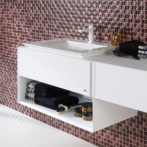 Porcelanosa Ones Basin | Basins | Gamadecor Bathroom Collections | Porcelanosa | Shop By Brand | Tiles and Bathrooms Online