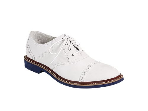 Cole Haan Air Franklin Cap Toe Saddle