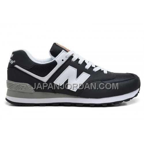http://www.japanjordan.com/new-balance-574-mens-white-black.html 割引販売 NEW BALANCE 574 MENS 白 黑 Only ¥7,598 , Free Shipping!