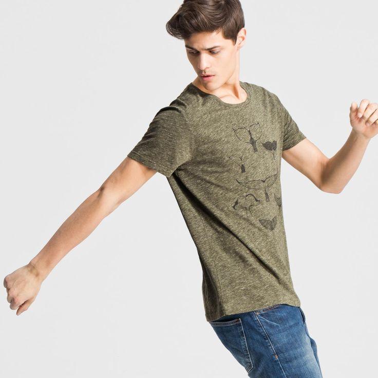 Dean Whale T-Shirt Print | ARMEDANGELS