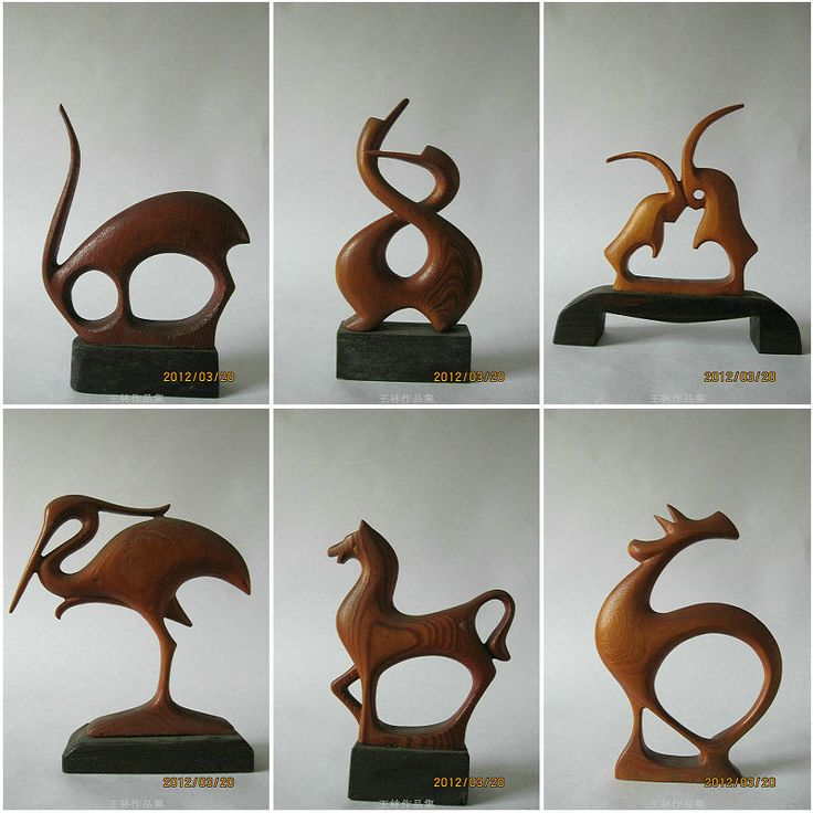 Woodcarving Animal Series 02 By LINWANG On DeviantArt