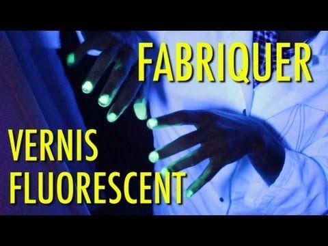 ▶ Dr Nozman - Expérience Fabriquer Vernis Fluorescent - 2€ - YouTube