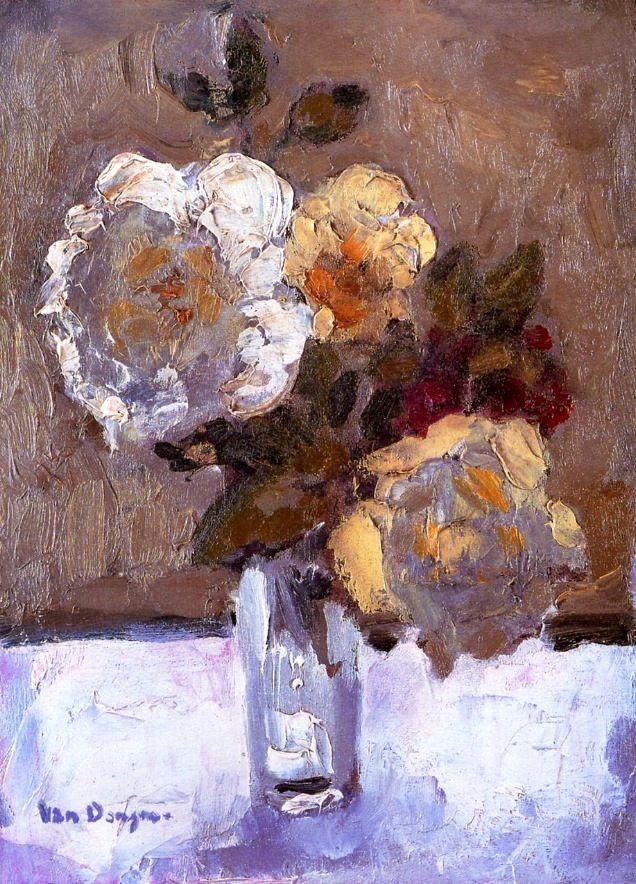 Flowers Kees Van Dongen
