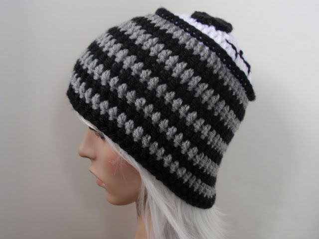 Crochet Pattern For Jack Skellington Hat : 17 Best images about the nightmare before christmas on ...