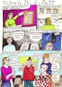 sarjakuva 2006