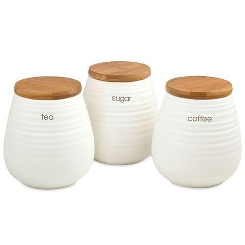 Best 25 Tea Coffee Sugar Canisters Ideas On Pinterest Sugar Jar Sugar Canister And Sugar