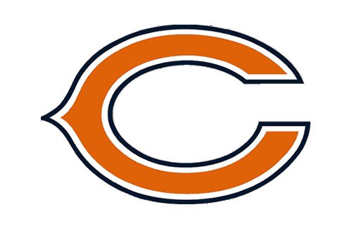 Chicago Bears Stencil Chicago Bears Logo Design All