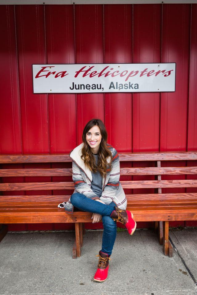 Alaska Travel Diary- Juneau Dog Sledding