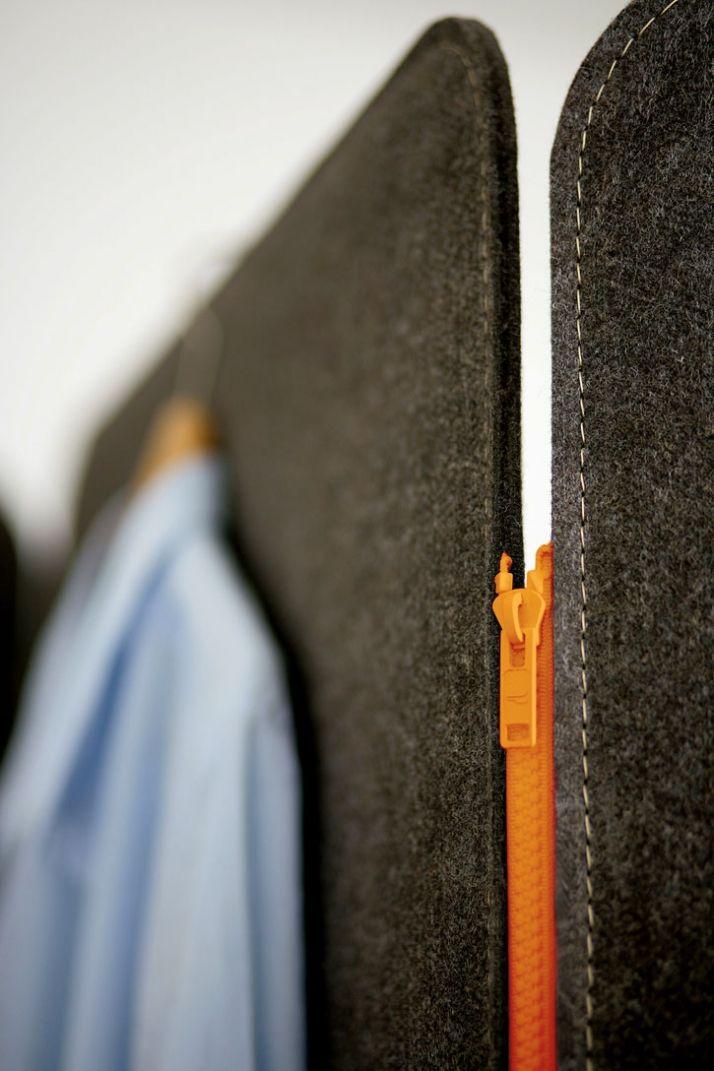paravent zipper