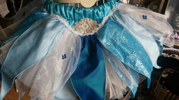 Custom made girls tutu