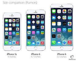 Resultado de imagen para tipos de iphone