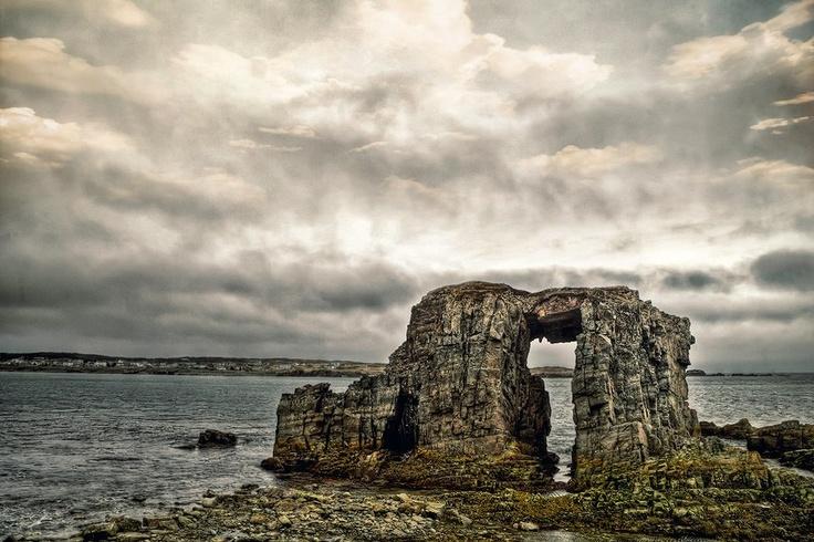 Arch Rock - Little Catalina, Newfoundland, Canada