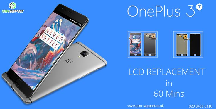 Faulty Screen on #OnePlus3T get it fixed at While You Wait at £174.99