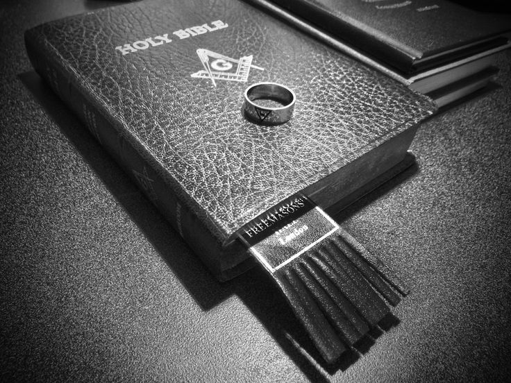 King James Masonic Bible and my SR ring www.mark5.smugmug.com