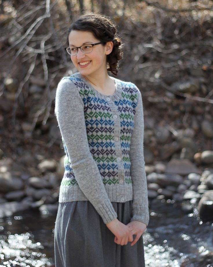 I always find it exciting when different iterations of my patterns are posted on Ravelry. This is particularly the case when knitters' colour choices and personal modifications really transfo…