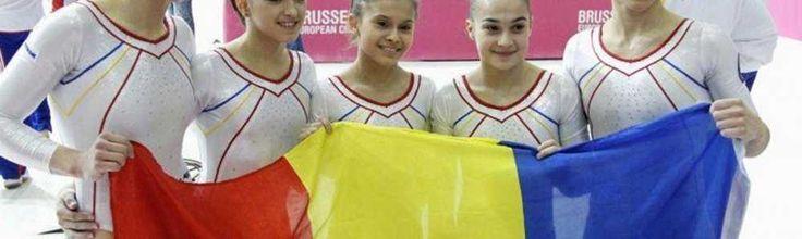 Echipa feminina de gimnastica a Romaniei rateaza calificarea la Jocurile Olimpice de la Rio