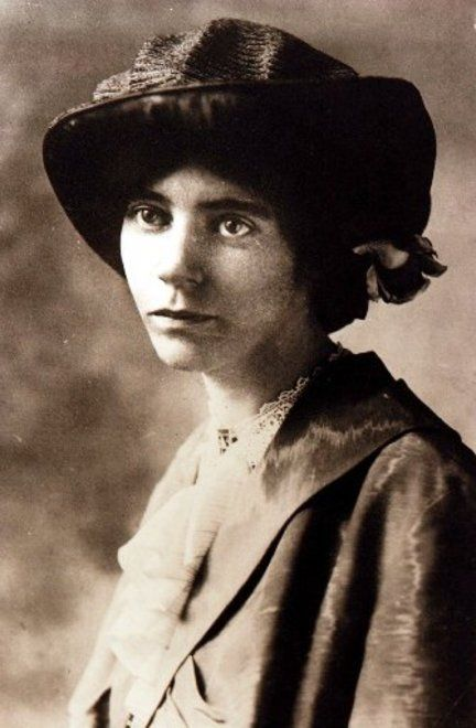 Alice Paul: American suffragist who was arrested while exhibiting her first amendment rights, went on a hunger strike, was force-fed and beaten in prison, and changed history
