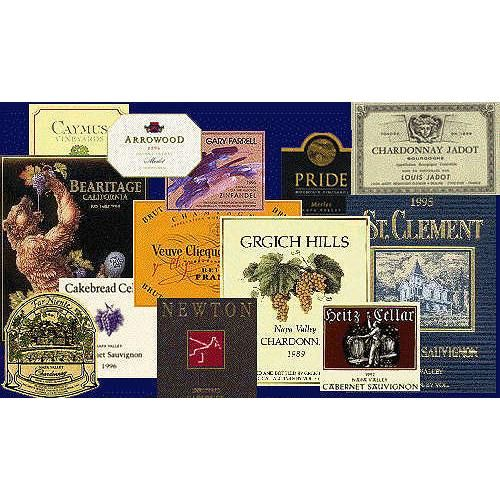 Wine & Drinks Labels