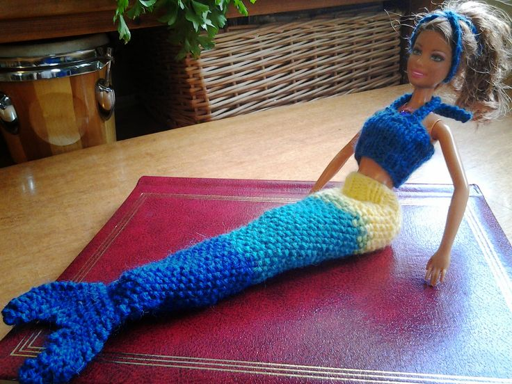 Barbielle pyrstö