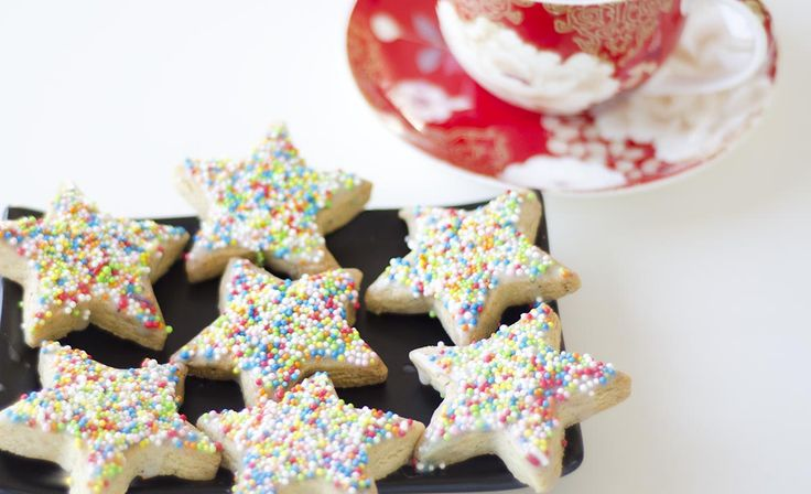 Perfect for festive occasions such as Christmas, birthdays or Matariki, the classic sugar cookie is always a crowd pleaser.