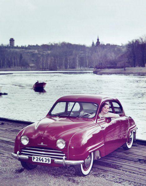 Saab 92 - Svenska Saabklubben