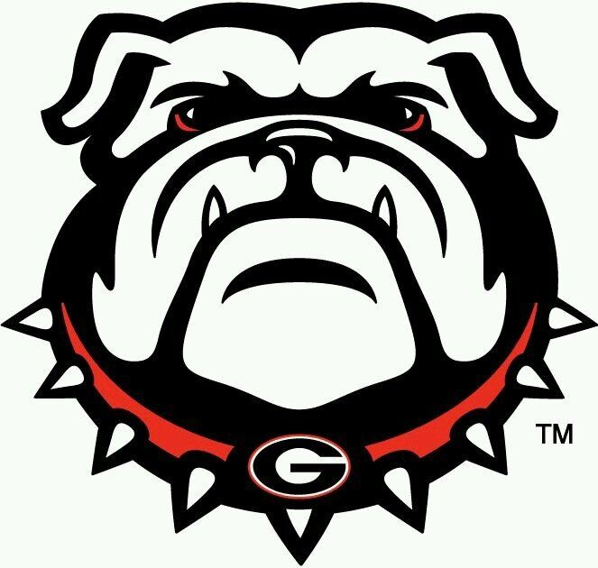 113 best everything georgia bulldog images on pinterest georgia rh pinterest com georgia bulldog clipart black and white georgia bulldog clipart logo