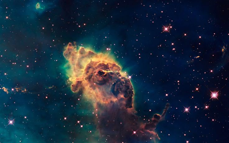 galaxy: Iphone Wallpapers, Hubble Spaces Telescope, Cosmo, Carinanebula, Cloud, Spaces Crafts, Photo, Carina Nebulas, Outer Spaces