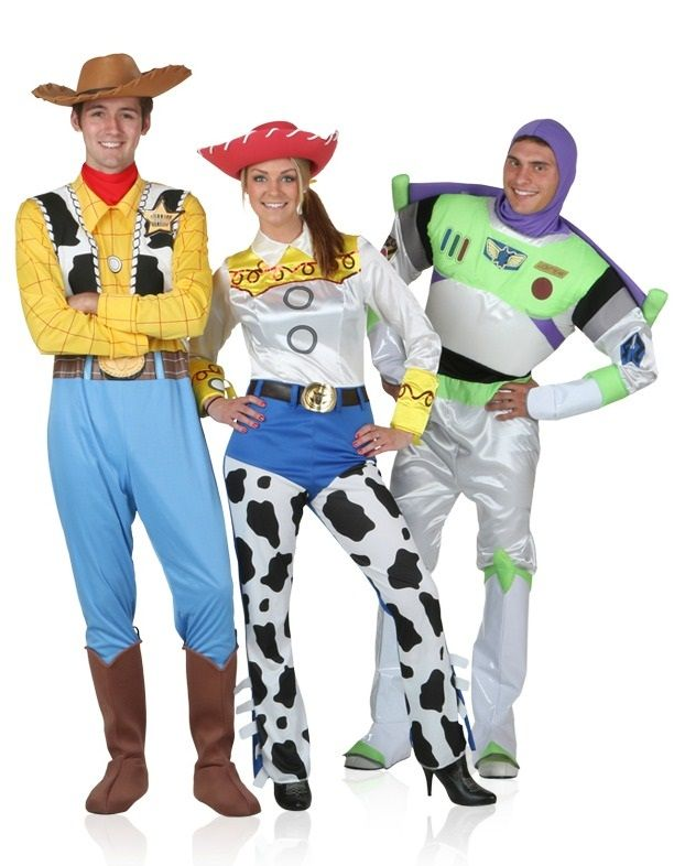 4 Group Costume Ideas for 2014