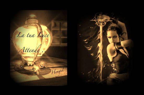 Trattieni la luce in te... <3 Hengel <3