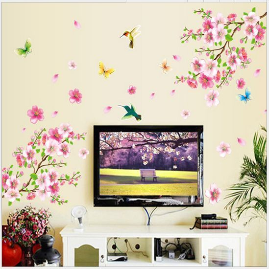 Best Images About Naklejki On Pinterest - How do you put up wall art stickers