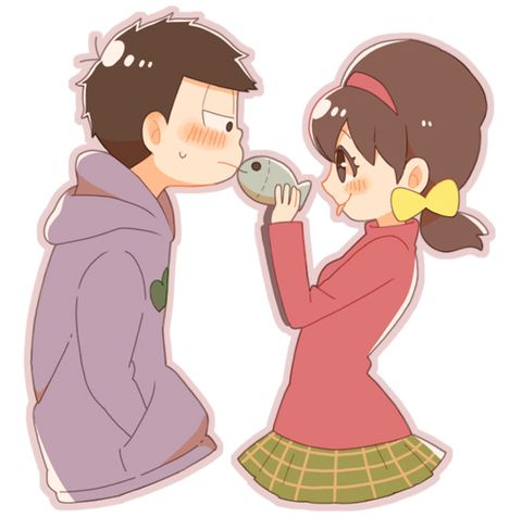 「♡」/「mochi」の漫画 [pixiv]