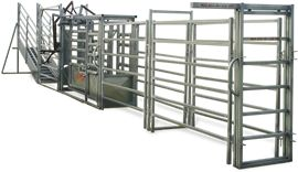 Yard components for sale. Beef Boss Livestock Equipment for sale.