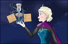 """Libre soy (Let it go): Versión de Pesaj Una parodia de """"Frozen: Una aventura congelada"""""""