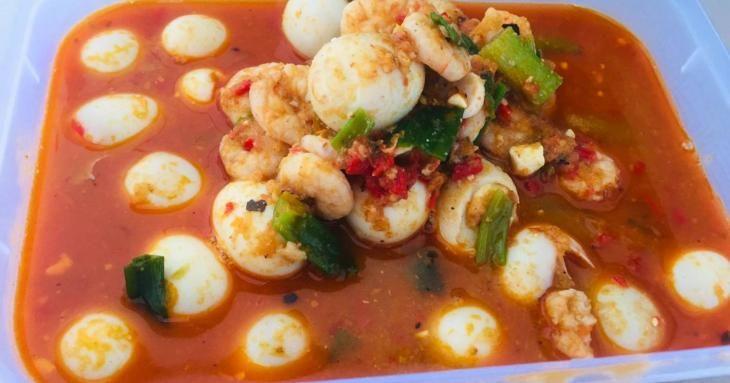 Sambal Udang Dan Telor Puyuh 13904334 All Resep Resep Di 2020 Resep Masakan Resep Masakan