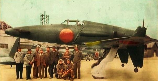 Aircraft.J7W1震電-5