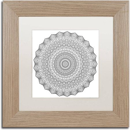 Trademark Fine Art Mixed Coloring Book 22 inch Canvas Art by Kathy G ...
