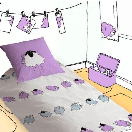 Modele de lenjerie de pat pentru copii