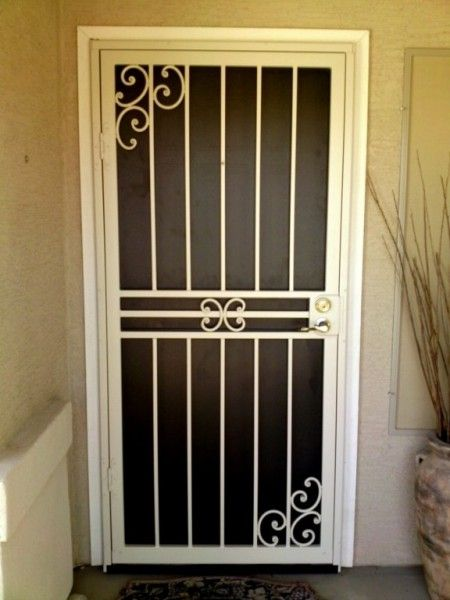 38 Best Decorative Amp Security Grills Images On Pinterest