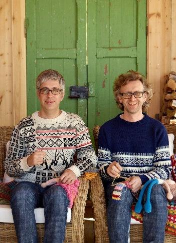 Hej Tjorven: Arne & Carlos 10 jaar - tentoonstelling in Oslo